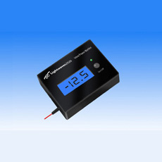 Mini Inline Optical Power Monitor with LCD display Image